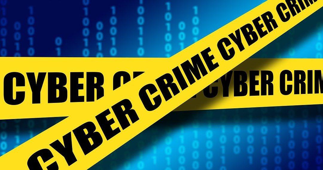 L'affaire se déroule bien dans la cybercriminalité